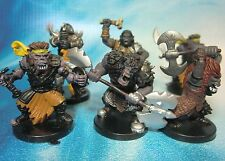 Dungeons & Dragons Miniatures Lot  Orc Lair Heavy Encounter !!  s100