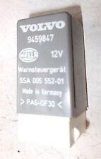 Volvo Hella Relay Warnsteuergerät Warning control unit 5SA 005552-01 9459847