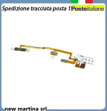 POWER FLEX VOLUME flat accensione on off flat jack cuffie IPOD NANO 6 Gen Bianco