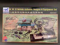 Bronco AB3567 1/35 WWII British Airborne Weapon& Equipment Set