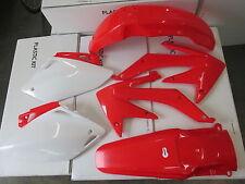 RACE TECH  REPLICA  PLASTIC KIT HONDA CRF450 CRF450R 2007 2008 SHROUDS  FENDERS
