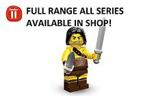 Lego barbarian series 11 unopened new factory sealed