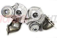 mejorar turbocompresor BMW Z4 35i orig. 306CV N54 BI-TURBO Sistema hasta