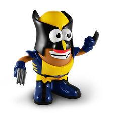 X-MEN - Wolverine PopTaters Mr Potato Head Figurine (PPW Toys) #NEW