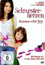 DVD Schwesterherzen Ramonas wilde Welt + CD / WEISST DU EIGENTLICH, WIE LIEB ICH