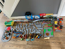 * MASSIVE * THOMAS THE TANK ENGINE Take N' Play Diecast Toys Trains Sets Bundle
