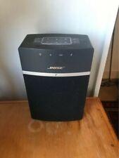 Bose 731396-2100 SoundTouch 10 Multi-Room Speaker - Black