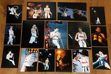 QUEEN in concert @ Milton Keynes Bowl 1982! 40 Superb PHOTOS! 'Hot Space' tour.
