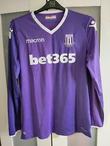 Stoke city football shirt Size Large