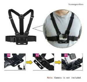 Chest Body Strap Belt Mount Harness For GoPro HD Hero (Hands-free Go Pro)