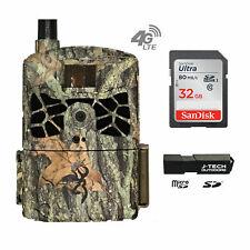 Browning DEFENDER CELLULAR Trail Cam (AT&T) + 32GB Card + Card Reader BTCDWC-ATT