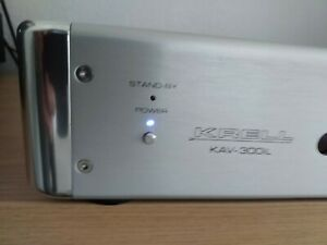 Krell kav-300il amplifier.