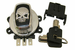 Electronic Ignition Switch for Harley Davidson by V-Twin