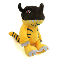 Digimon Digital Monster Adventure Greymon 12 Inch Toddler Plush Kids Toys