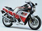 Yamaha FZ600 G1  86-1987  Light Tint Original Profile SCREEN Powerbronze