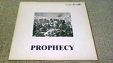 SIMON PARK PROPHECY DE WOLFE LIBRARY LP 1981 SWITCHED ON SYNTHESIZER THEMES