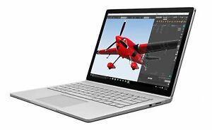 """13.5"""" TOUCH MICROSOFT SURFACE BOOK, i5 6300U, 8GB, 128GB SSD TOUCH W10"""