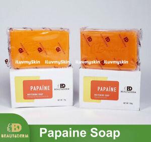 Beautederm Papaine Soap