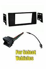 2002 2003 BMW 5 Series 525 530 540 M5 530i E39 Double Din Car Stereo Kit Combo
