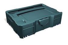 TANOS Systainer T- Loc I SYS TL 1 anthrazit 80100006 koppelbar mit FESTOOL BTI