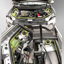 Motorraum Motorhaubendichtung für Dacia Sandero II plus  2 Domkappen gratis!!!