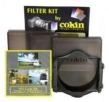 Cokin h250a Graduado P Filtro Kit p121l p121m p121s y titular, Nd2, Nd4, Nd8