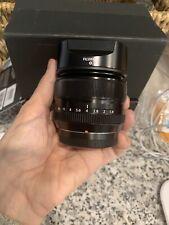 Fujifilm XF 35mm f/1.4 Lens for Fuji X Mount - Sharp!