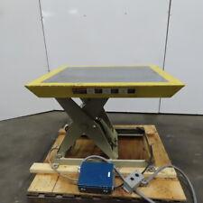 Southworth Ls2 24 2000lb Hyd Scissor Lift Table 42x36 Top 7 31 Ht 208 230460v