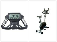 Phoenix 99605 Upright Magnetic Bike Quiet Cardiovascular Workout With Monitor
