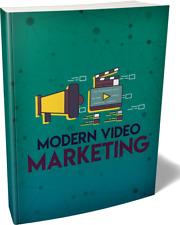 Modern Video Marketing- eBook, Videos and Bonuses on CD
