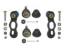 For Ford Lincoln Mercury Set of 2 Front Upper & Lower Press-in Ball Joints Moog