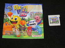 3DS : PAC-MAN PARTY 3D - ITA ! Compatibile 2DS e New 3DS XL