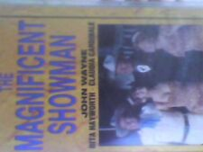 The Magnificent Showman VHS Tape-Free Postage