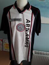 Vintage Ajax Away Shirt Large Mens Original Shirt
