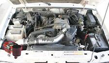 K&N Filter For 2PC 2001-2003 Ford Ranger 4.0L V6 Sohc Air Intake System Kit