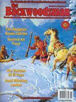 The Backwoodsman  January / February 2020