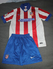 OUTFIT OFFICIAL COMPLETINO ATLETICO MADRID 2014/15 EDITION WORLD CHAMPIONS 1975