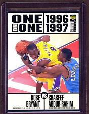 1996 KOBE BRYANT UPPER DECK Collector's CHOICE Rookie RC