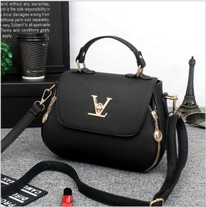 Ladies Womens Designer Checkered Tote Bag Leather Style Quality Shoulder Handbag