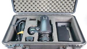 PhaseOne 645DF Kit m. Schneider Kreuznach LS 80mm F2.8 Lens u. P45+ Digitalback
