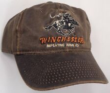 Hat Cap Winchester Weathered Cotton Brown OC