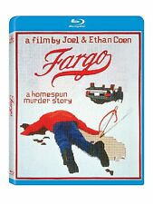Fargo Blu-ray New Free shipping