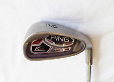 Ping K15 Green Dot 9 Iron Ping AWT Regular Flex Steel Shaft Ping Grip