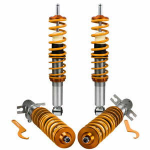 COILOVER KIT COILOVERS FIT VW Rabbit /Golf  MK1 SUSPENSION STRUTS SHOCK ABSORBER