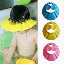 New Adjustable Baby Kids Shampoo Bath Bathing Shower Cap Hat Wash Hair Shield