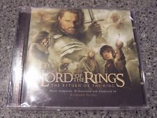 "Lord of the Rings ""the Return of the King"" SEALED NM 2CD PACK"