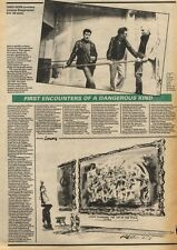 3/7/82pgn06 Article & Picture(s) Liaisons Dangereuses First Trip To The Uk