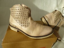 IKKS, CHAUSSURES / BOTTINES en Cuir, Pointure 34, EXCELLENT ETAT (105 €) !
