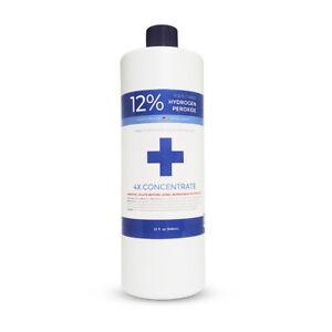 12% Food Grade Hydrogen Peroxide 32oz