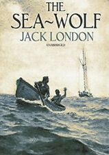 The Sea Wolf by Jack London Audio Book MP 3 CD *Superbly Narrated*